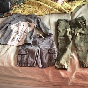 Carters 3t small lot